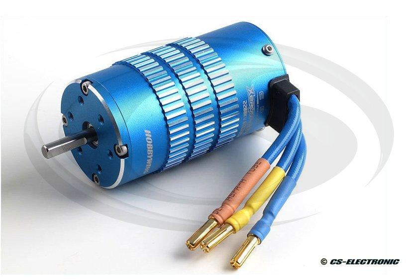 Hw90060020 Hobbywing 4274sd Brushless Motor Blue Edition