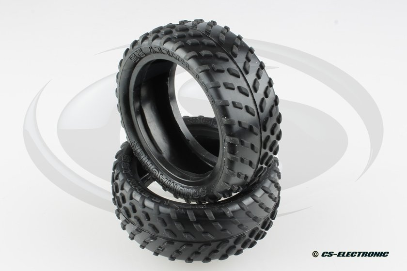 u6630 1 10 tourenwagen reifen 24mm rally wei super soft 2 8. Black Bedroom Furniture Sets. Home Design Ideas
