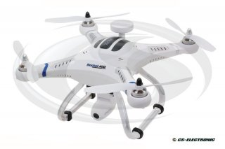XciteRC Rocket 400 GPS - RTF Quadrocopter Version III mit...
