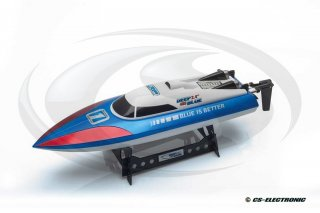 LRP Deep Blue One High Speed Racing Boat