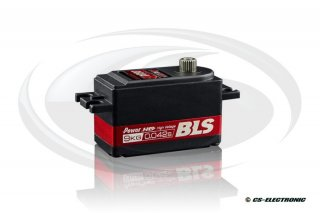 Power HD Brushless Servo (9kg/0,042s/7,4-Lipo) und...