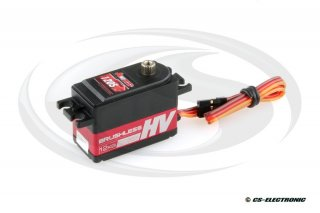 Power HD Brushless Servo (12kg/0,055s/7,4-Lipo) und...