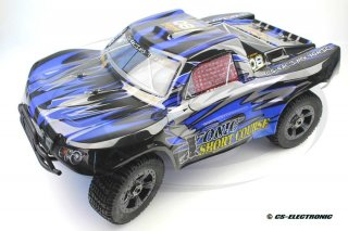 CS 1/8  4WD Xonic Brushless Short Course X3S, 2,4GHz RTR...
