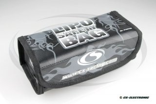 CS Lipo Safety Bag  190 x 85 x 70mm  für 1S-4S Lipo