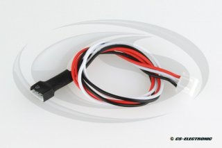 Balancer Extension wire 30cm XH-female to XH-male -2S-