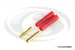 G8 Gold Connector 8,0mm - 180A (5 pairs)
