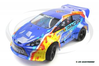 Himoto 1/10 4WD Rally Brushless Car, 2.4GHz -RTR- inkl....