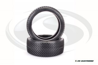 Large Scale Wave Tyre - Silver - pr