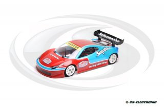 1:12 Bodyshell SupaStox GT12 Body - Type F - Light Weight