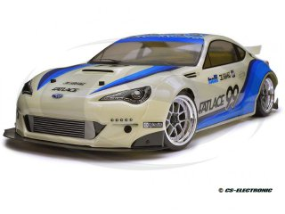 H114356 - 1/10  RS4 Sport 3 DRIFT RTR + 2.4GHz RC-Anlage...