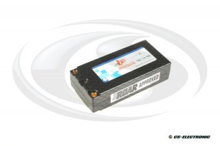 Intellect Lipo 7,4V 5000mAh 100C Shorty SHV...