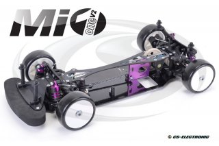 Mi1 - 4WD Touring Car Assembled