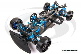 MS-01D VIP 1/10 Scale 4WD Electric Drift Car Chassis ARR