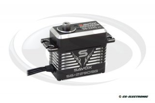SAV�X SB-2290SG Hochvolt/Brushless Digital-Servo...