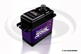 Power HD Brushless Servo Storm-3 (32kg/0,11s/7,4-Lipo)...