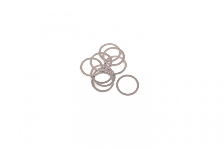 13 x 16 x 0.2mm Washers