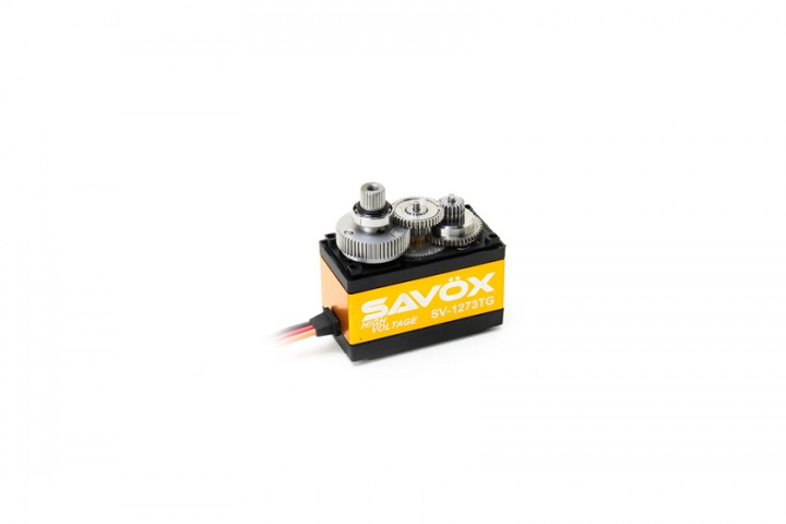 SAVÖX Digital-Servo SV-1273TG High Volt (16kg/0,065s/7,4V)