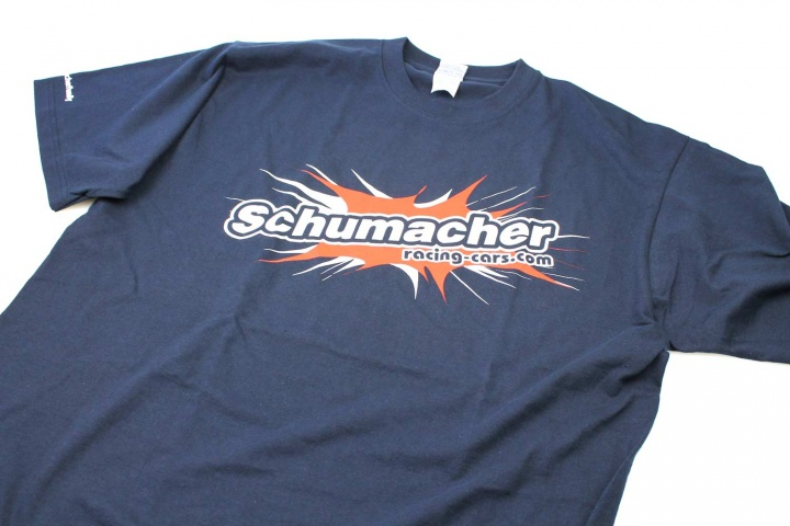 Schumacher Arrows T-Shirt Navy Blau - XXXXL