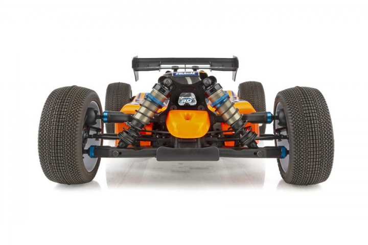 RC8B3.2 4WD Nitro Buggy TEAM KIT Baukasten Team Associated -80939-