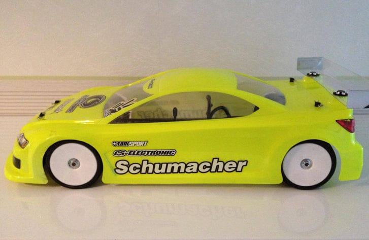 CS-Electronic Schumacher